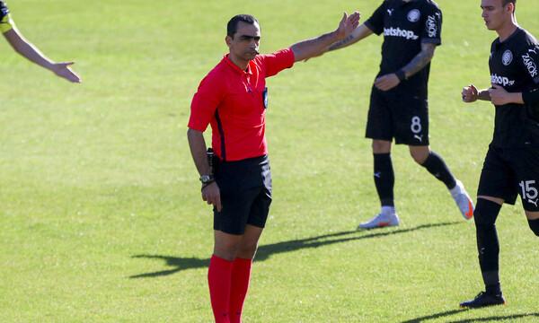 Super League: Ο Ζαχαριάδης δώρισε αμοιβή του για φιλανθρωπικό σκοπό