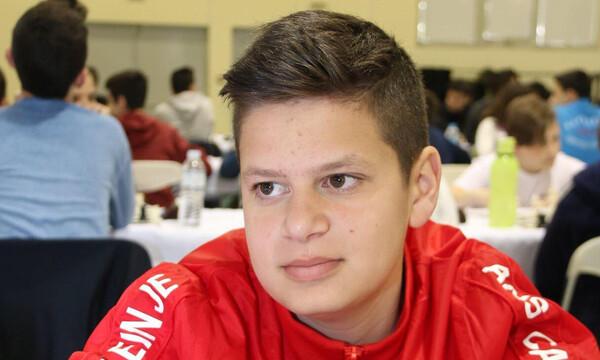 ΟΦΗ: Πρωταθλητής Ελλάδας ο 16χρονος σκακιστής Γιώργος Παπιδάκης