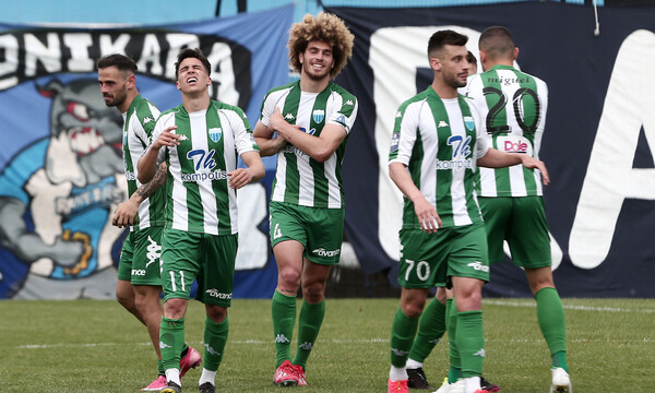 Super League 2: Τεράστιο «διπλό» ο Λεβαδειακός - Όλα τα γκολ