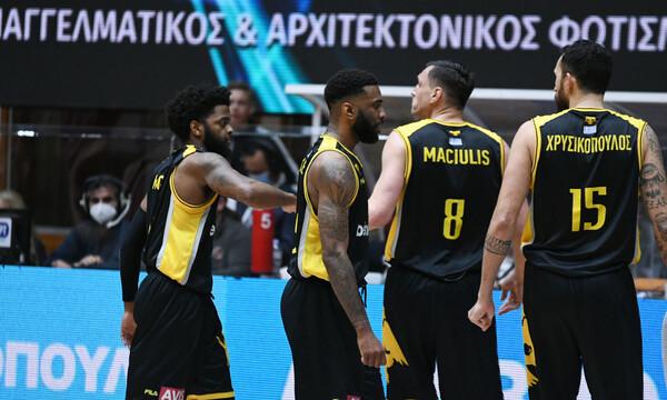 ΑΕΚ: Πέντε ban από την FIBA!