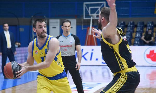 ΕΣΑΚΕ: Ο Μάντζαρης 13ος πασέρ της Basket League