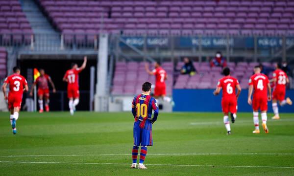 La Liga: «Χαρακίρι» για Μπαρτσελόνα, έχασε απ' τη Γρανάδα! (Videos+Photos)