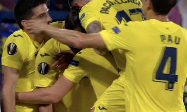 Βιγιαρεάλ-Άρσεναλ: Ημίωρο και 2-0 οι Ισπανοί! (Video)