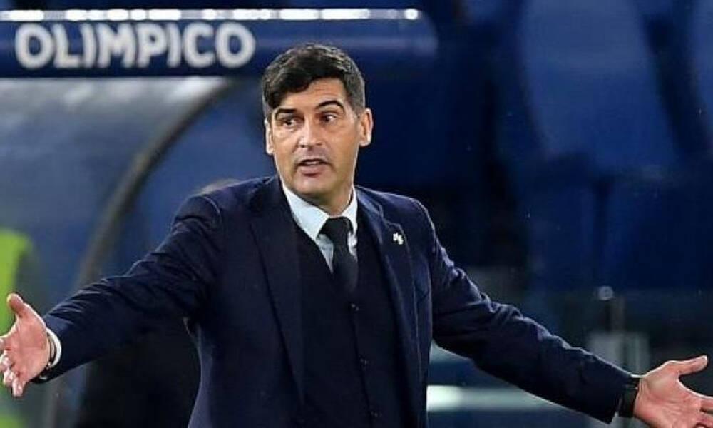 Europa League: Ανέλαβε την ευθύνη ο Φονσέκα