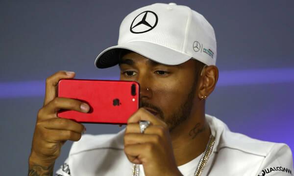 Formula 1: Μποϊκοτάζ στα social media από τον Χάμιλτον και άλλους Βρετανούς οδηγούς