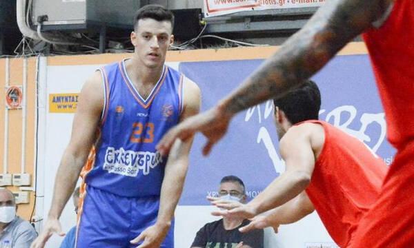 Α2 ΚΑΤΗΓΟΡΙΑ: MVP της αγωνιστικής ο Κανονίδης