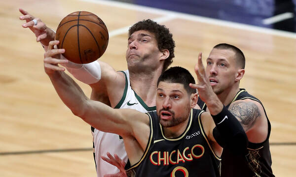 NBA: Νίκη και χωρίς Γιάννη για Μπακς (video+photos)
