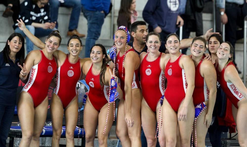 Πόλο: Να γράψουν ιστορία τα κορίτσια του Ολυμπιακού