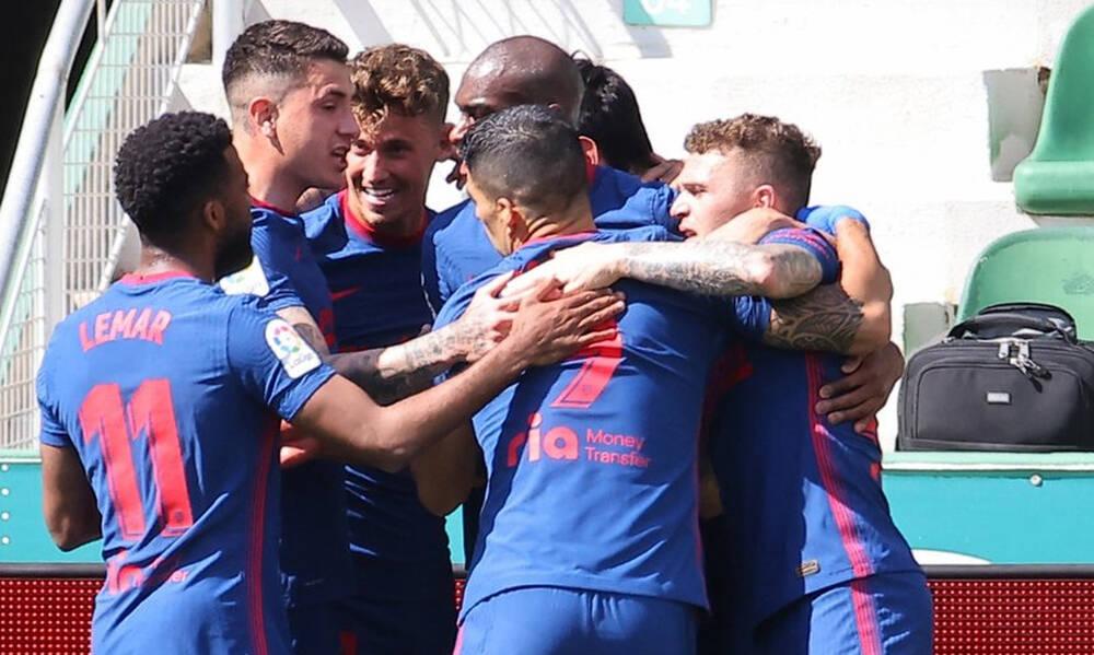 La Liga: Είχε… άγιο η Ατλέτικο και νίκησε την Έλτσε! (Videos+Photos)