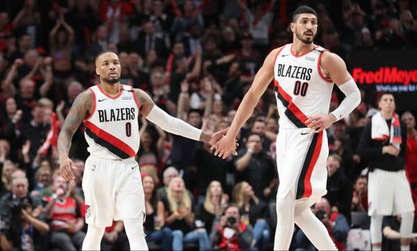 NBA: Σε διαδικασία ανοικοδόμησης οι Μπλέιζερς - Το σενάριο «βόμβα» με Λίλαρντ και ο... Καντέρ