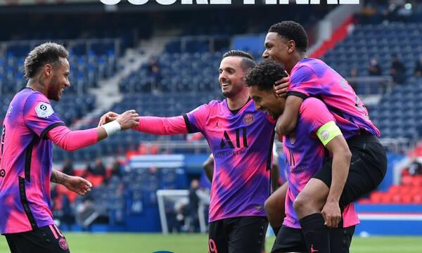 Ligue 1: Πήρε το «τρίποντο» η Παρί, αγωνιά και για τον Ντάγκμπα