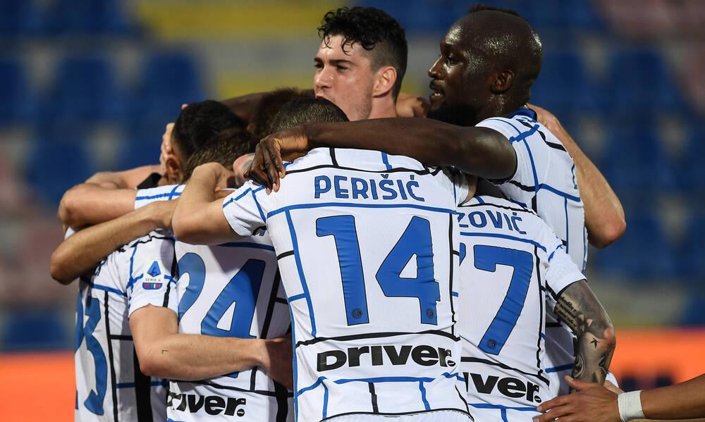 Serie A: Μια… πετυχημένη αγγαρεία φέρνει την Ίντερ ένα βήμα απ' τον τίτλο! (Video+Photos)