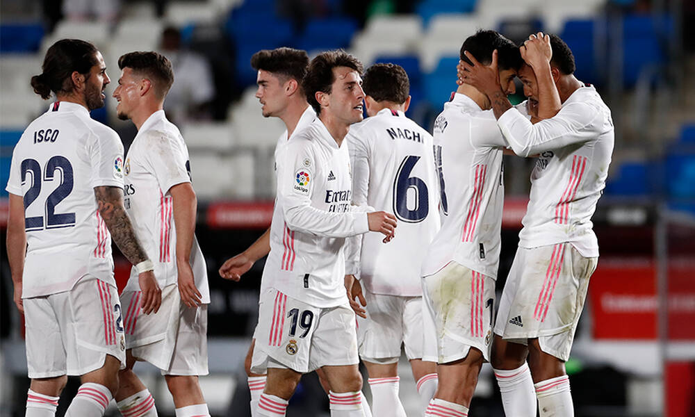 La Liga: Τα… χρειάστηκε με το μυαλό στην Τσέλσι η Ρεάλ Μαδρίτης! (Videos+Photos)