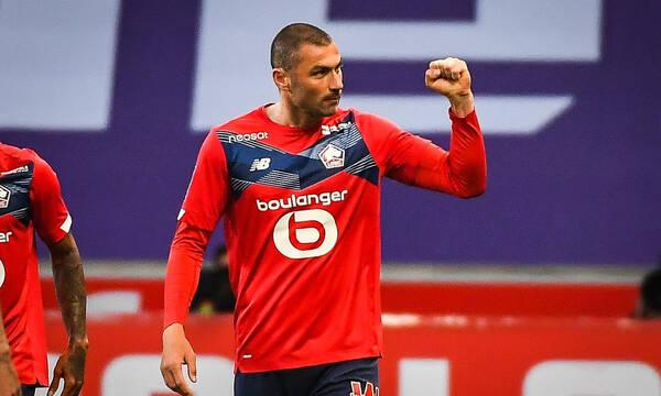 Ligue 1: Η Λιλ προσπέρασε την Παρί και πλησιάζει τον τίτλο! (video)
