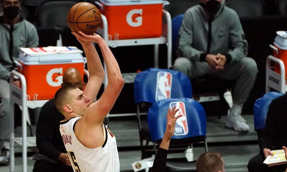 NBA: Δεν παίζεται ο Γιόκιτς (video+photos)