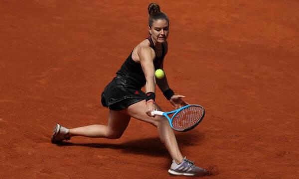 Madrid Open: Επιβλητικά στους «16» η Σάκκαρη (video)