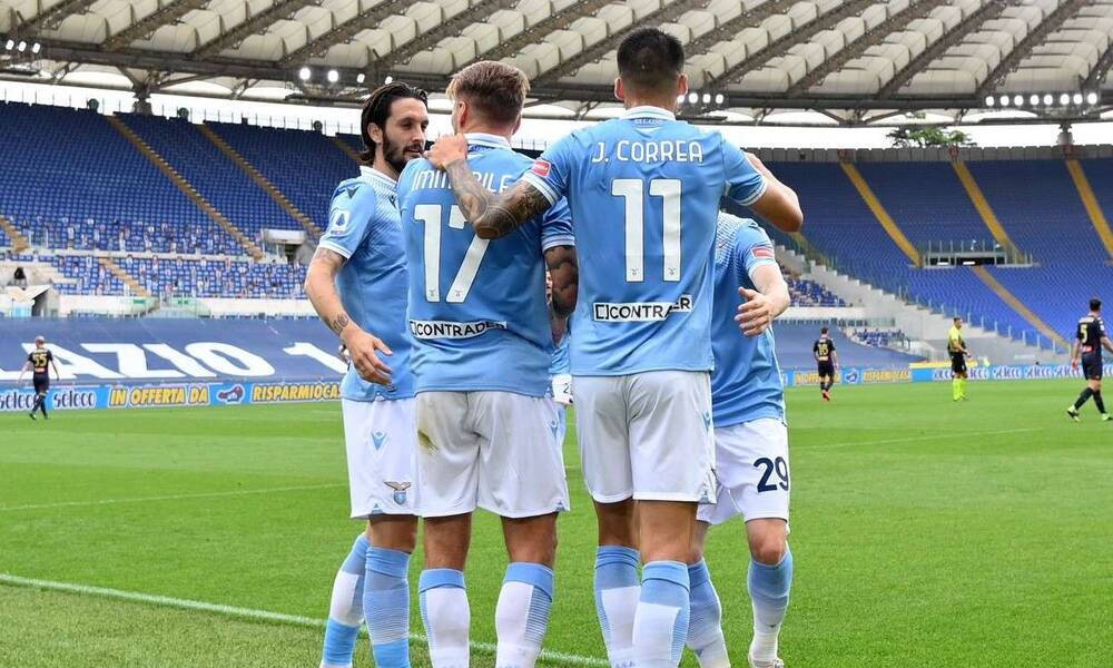 Serie A: Έκανε τα εύκολα δύσκολα αλλά νίκησε η Λάτσιο! (Video+Photos)