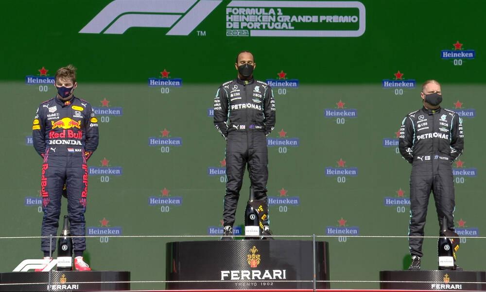Formula 1: Κυρίαρχος ο Χάμιλτον στην Πορτογαλία (video+photos)