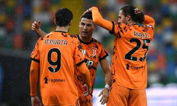Serie A: Ανατροπή Champions League η Γιουβέντους με Κριστιάνο! (Videο+Photos)