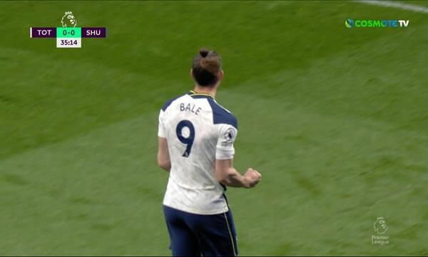 Premier League: Τεσσάρα για Τότεναμ με σούπερ Μπέιλ (video)