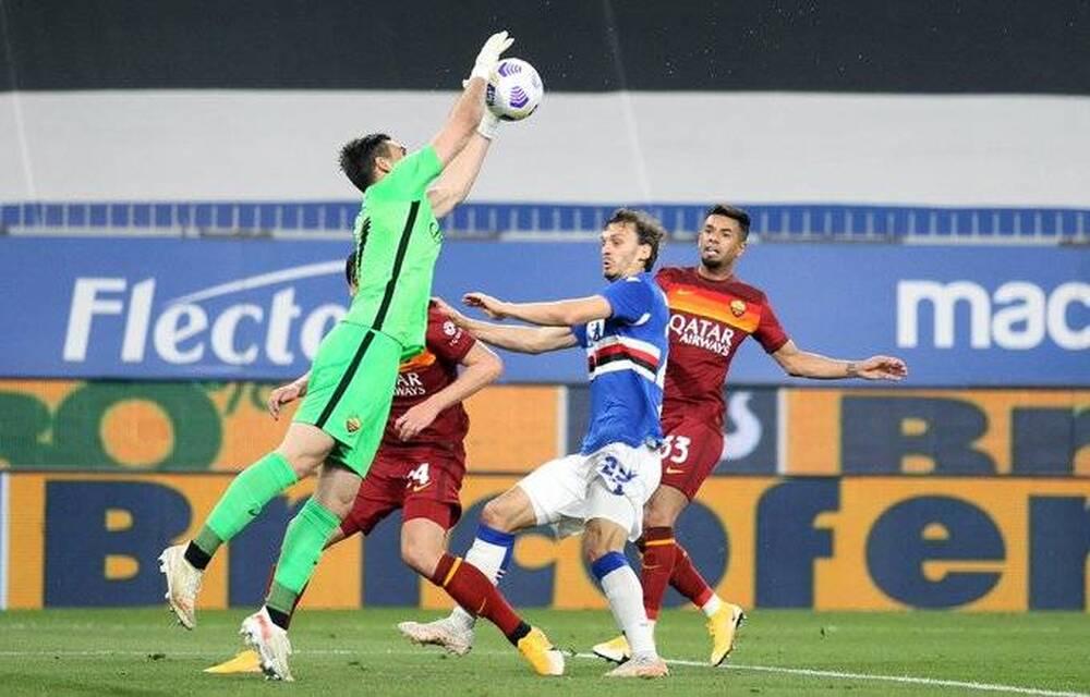Serie A: Η Σαμπντόρια αφήνει εκτός Ευρώπης τη Ρόμα! (Video+Photos)