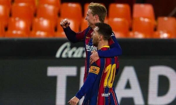 La Liga: Με το που είδε τα σκούρα αντέδρασε η Μπαρτσελόνα και περιμένει Ατλέτικο! (Videos+Photos)