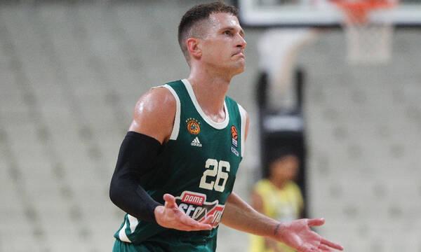 Παναθηναϊκός ΟΠΑΠ: Χωρίς Νέντοβιτς, αγωνία για Μποχωρίδη στο Κύπελλο