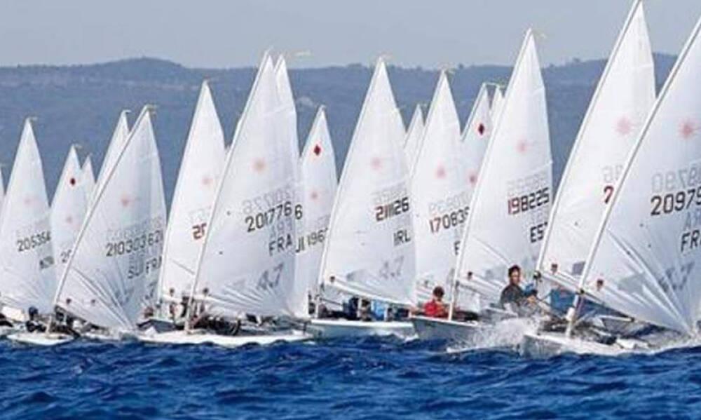 Πρεμιέρα στο ευρωπαϊκό 470 της Πορτογαλίας