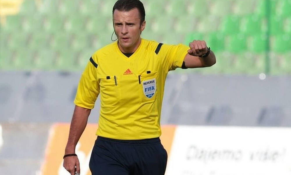 Super League - Play Offs: Βόσνιος διαιτητής στο ΑΕΚ-ΠΑΟΚ, Ισραηλινός στο «Βικελίδης»
