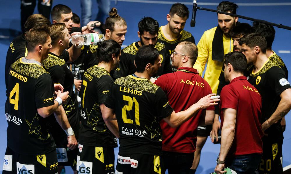 ΑΕΚ: Στο ΟΑΚΑ ο τελικός του EHF European Cup με την Ίσταντς