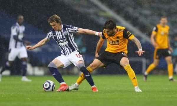 Premier League: Καταδικαστική ισοπαλία για Γουέστ Μπρομ
