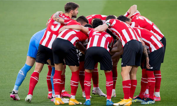 La Liga: «Χτύπησε» στο φινάλε η Αθλέτικ Μπιλμπάο
