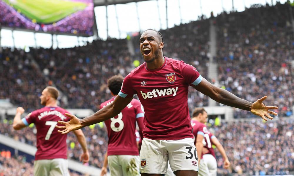 Premier League: «Διπλό» για τετράδα η Γουέστ Χαμ