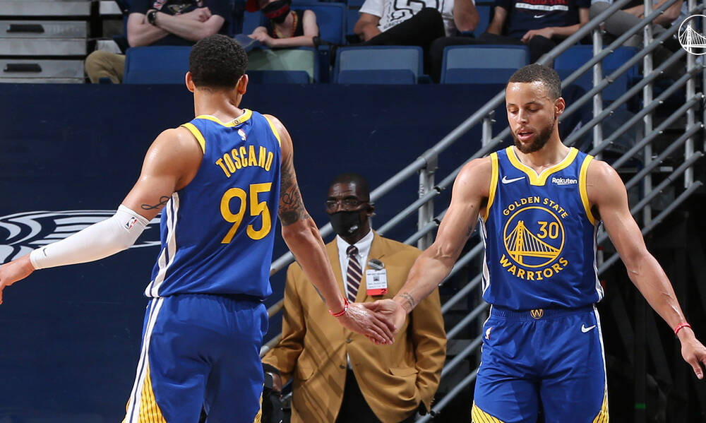NBA: Μεγάλες νίκες για Ουόριορς και Νικς (videos)