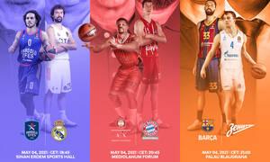 Euroleague: Πέμπτοι «τελικοί» με γκάφα 20ετίας!