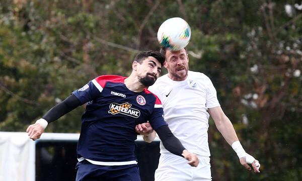 Football League: Τρίτη νίκη για Σαντορίνη