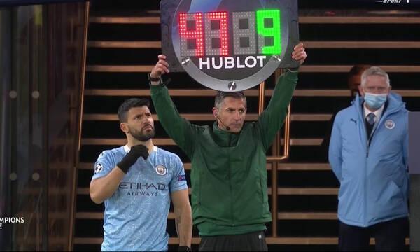 Champions League: Επική γκάφα Σιδηρόπουλου - Κοιτούσε σαστισμένος ο Αγουέρο - Έγινε viral (video)