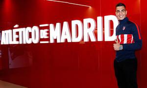 Ατλέτικο Μαδρίτης: Ανακοίνωσε 18χρονο Έλληνα τερματοφύλακα (photos+video)