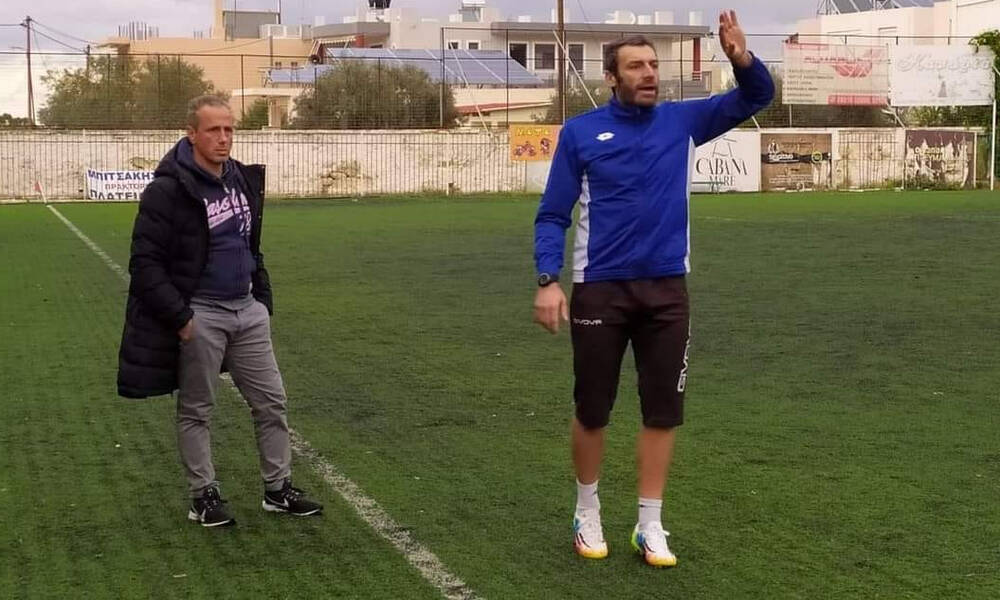 ΑΟ Πόρος: Επέστρεψε ο Δημητριάδης