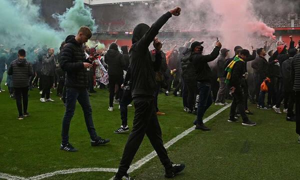 Premier League: Στις 13 Μαϊου το Μάντσεστερ Γιουνάιτεντ-Λίβερπουλ!
