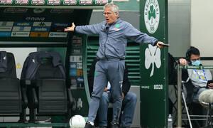 Παναθηναϊκός: Χαμός μετά το ματς με τον Αστέρα – Οπαδός πέταξε μπουκάλι στον Μπόλονι!