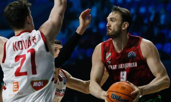 Basketball Champions League: Στα ημιτελικά η Καρσίγιακα