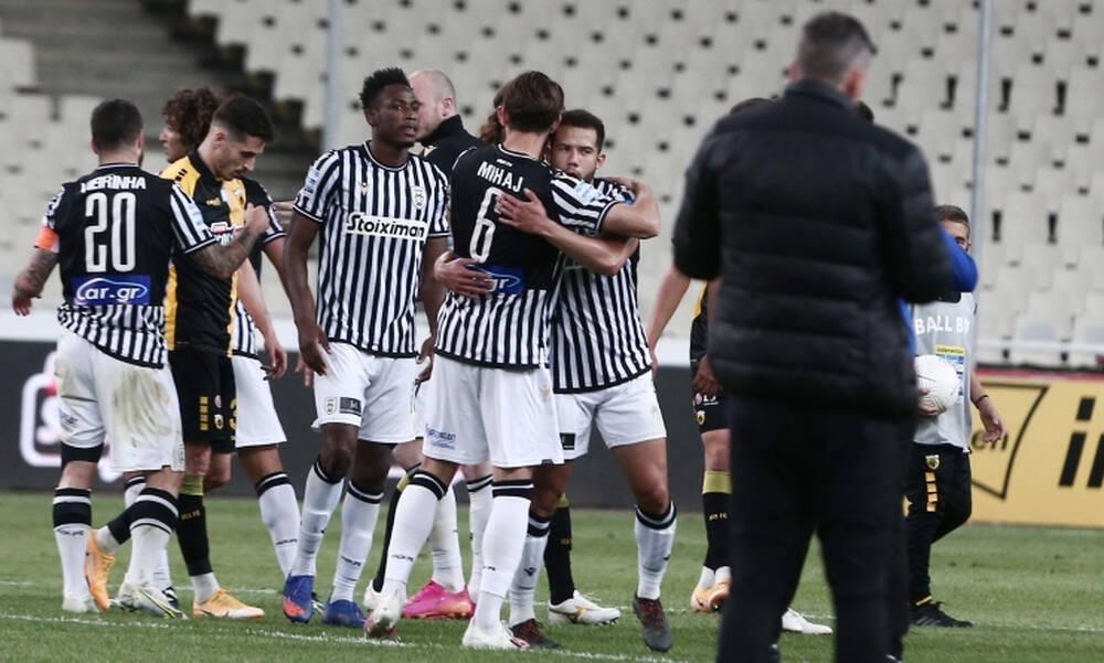ΑΕΚ-ΠΑΟΚ 1-2: Ευρωπαϊκή απόδραση - Τα γκολ και οι καλύτερες φάσεις του αγώνα (video)