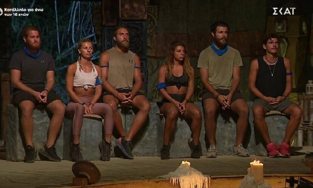 Survivor: Σοκαρίστηκαν οι παίκτες με την ανακοίνωση της αποχώρησης - Έβαλαν τα κλάματα