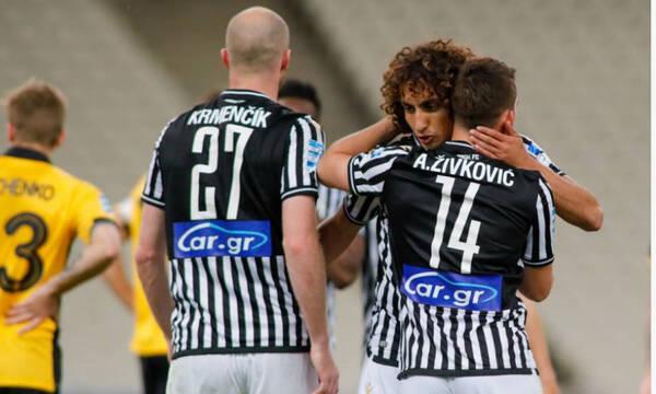 Super League: Ο θρίαμβος του ΠΑΟΚ, το επίτευγμα του Φορτούνη και τα 100άρια! (video+ photos)