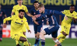 Europa League: Αγώνας χωρίς αύριο για Άρσεναλ και Βιγιαρεάλ