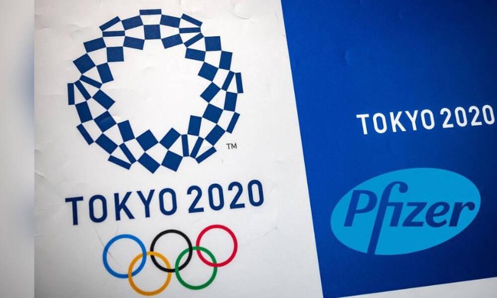 Ολυμπιακοί Αγώνες: Συμφωνία της ΔΟΕ με εταιρίες για εμβολιασμό των αθλητών