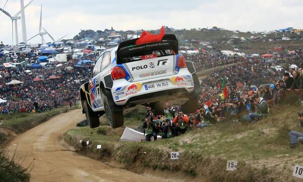 WRC: Με θεατές το ράλι Πορτογαλίας