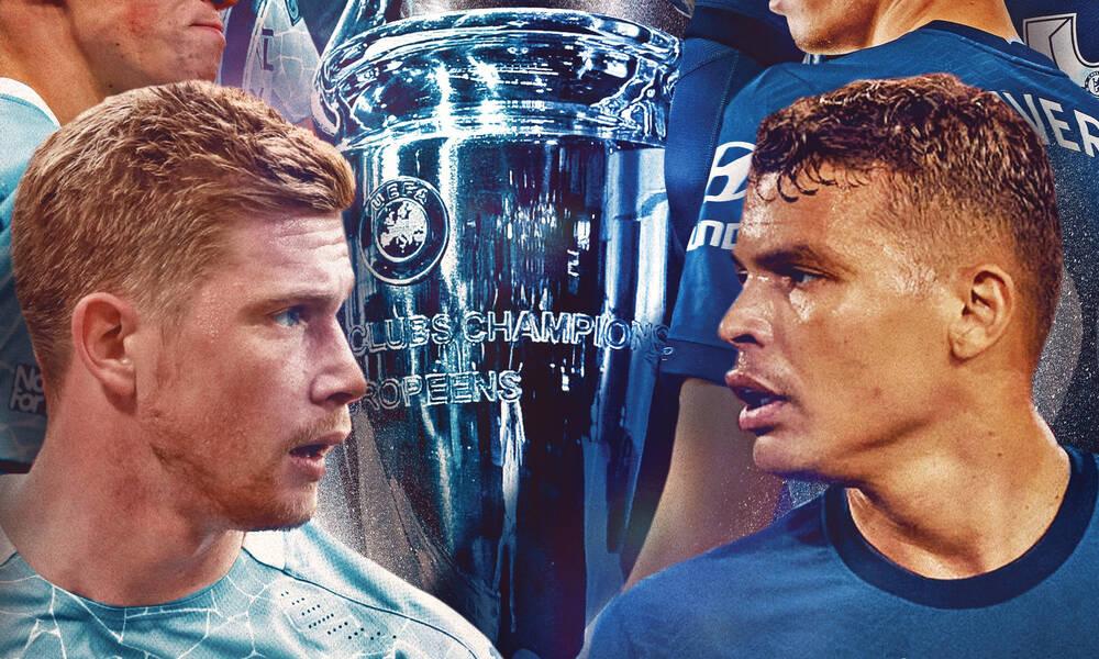 Champions League: Τον τελικό Τσέλσι-Μάντσεστερ Σίτι στο σπίτι τους θέλουν οι Άγγλοι! (photos)