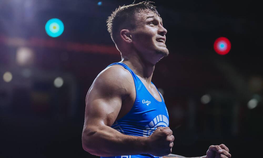 Πάλη: Προκρίθηκε στους Ολυμπιακούς Αγώνες ο Γιώργος Πιλίδης